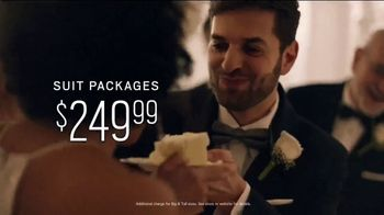 Men's Wearhouse TV Spot, 'Wedding Rental Packages: Joe Express Suits' Song by Free - Thumbnail 7