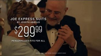 Men's Wearhouse TV Spot, 'Wedding Rental Packages: Joe Express Suits' Song by Free - Thumbnail 8