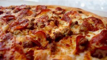 Papa John's X-Large 2-Topping Pizza TV Spot, 'You're Gonna Love This' - Thumbnail 1