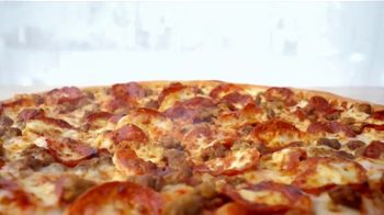 Papa John's X-Large 2-Topping Pizza TV Spot, 'You're Gonna Love This' - Thumbnail 10