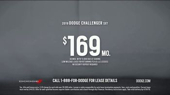 Dodge Performance Days TV Spot, 'Muscle Car Culture' Featuring Bill Goldberg [T2] - Thumbnail 10