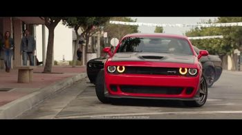 Dodge Performance Days TV Spot, 'Muscle Car Culture' Featuring Bill Goldberg [T2] - Thumbnail 3