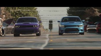 Dodge Performance Days TV Spot, 'Muscle Car Culture' Featuring Bill Goldberg [T2] - Thumbnail 7