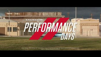 Dodge Performance Days TV Spot, 'Muscle Car Culture' Featuring Bill Goldberg [T2] - Thumbnail 8