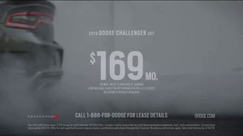 Dodge Performance Days TV Spot, 'Muscle Car Culture' Featuring Bill Goldberg [T2] - Thumbnail 9