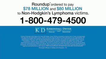 Kirkendall Dwyer LLP TV Spot, 'Roundup' - Thumbnail 5