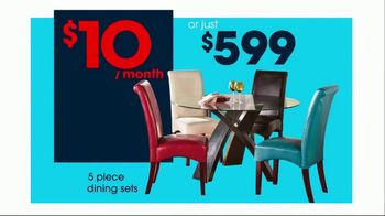 Rooms to Go TV Spot, '$10 Monthly Payments' - Thumbnail 4