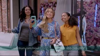 Spectrum Mobile TV Spot, 'All About You' Featuring Sofía Reyes, Thomas Augusto - Thumbnail 6