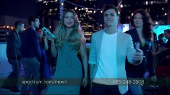 Spectrum Mobile TV Spot, 'All About You' Featuring Sofía Reyes, Thomas Augusto