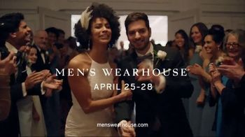 Men's Wearhouse TV Spot, 'Good on You: Wedding Rental Packages' Song by Free - Thumbnail 10