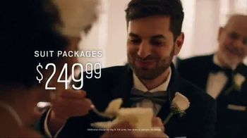 Men's Wearhouse TV Spot, 'Good on You: Wedding Rental Packages' Song by Free - Thumbnail 7