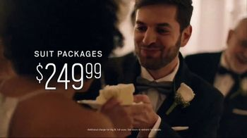 Men's Wearhouse TV Spot, 'Good on You: Wedding Rental Packages' Song by Free - Thumbnail 8