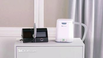 SoClean TV Spot, 'Simple to Use CPAP Cleaning' - Thumbnail 2