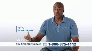 SoClean TV Spot, 'Simple to Use CPAP Cleaning' - Thumbnail 5