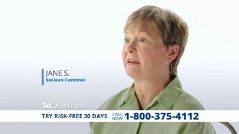SoClean TV Spot, 'Simple to Use CPAP Cleaning' - Thumbnail 8