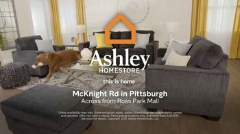 Ashley HomeStore Lowest Prices of the Season TV Spot, 'Bed and Sofa' Song by Midnight Riot - Thumbnail 7