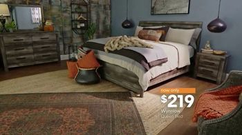 Ashley HomeStore Lowest Prices of the Season TV Spot, 'Bed and Sofa' Song by Midnight Riot - Thumbnail 3