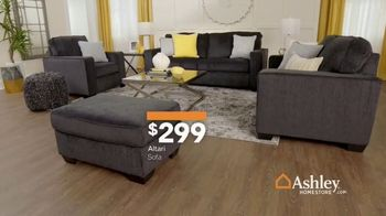 Ashley HomeStore Lowest Prices of the Season TV Spot, 'Bed and Sofa' Song by Midnight Riot - Thumbnail 4