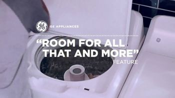 General Electric Appliances TV Spot, 'Room for All and More' - Thumbnail 2