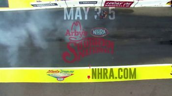 NHRA TV Spot, '2019 Arby's Southern Nationals: Speed for All' Song by Grace Mesa - Thumbnail 10