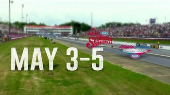 NHRA TV Spot, '2019 Arby's Southern Nationals: Speed for All' Song by Grace Mesa - Thumbnail 8