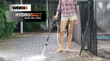 Worx Hydroshot TV Spot, 'Anytime, Anywhere' - Thumbnail 2