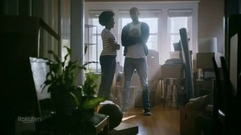 Rakuten TV Spot, 'Lessons of Moving In' Featuring Stephen Curry - Thumbnail 1