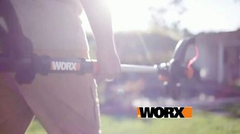 Worx GT Revolution TV Spot, 'Cordless Grass Trimmer' - Thumbnail 1