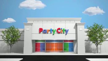 Party City TV Spot, 'Table Covers, Birthday Themes & Avengers Cups' - Thumbnail 1