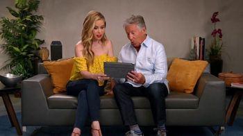 XFINITY Stream TV Spot, 'NBC: The Fate of the Furious' Featuring Tara Lipinski, Mario Andretti