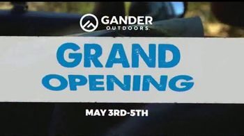 Gander Outdoors Grand Opening Sales Event TV Spot, 'Outdoor Busters' - Thumbnail 1