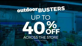 Gander Outdoors Grand Opening Sales Event TV Spot, 'Outdoor Busters' - Thumbnail 6