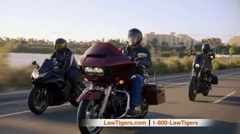 Law Tigers TV Spot, 'The Challenges'