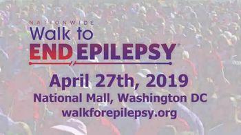 Epilepsy Foundation Walk to End Epilepsy TV Spot, '2019 Washington D.C.' - Thumbnail 8