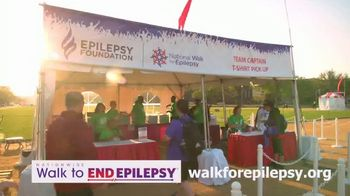Epilepsy Foundation Walk to End Epilepsy TV Spot, '2019 Washington D.C.' - Thumbnail 4