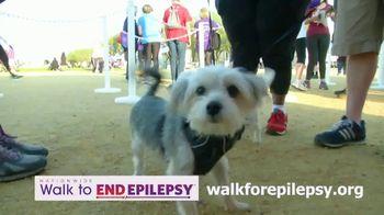 Epilepsy Foundation Walk to End Epilepsy TV Spot, '2019 Washington D.C.' - Thumbnail 7