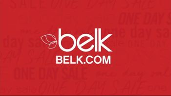 Belk Biggest One Day Sale TV Spot, 'Four-Day Doorbusters: Sandals & Bedding Sets' - Thumbnail 8