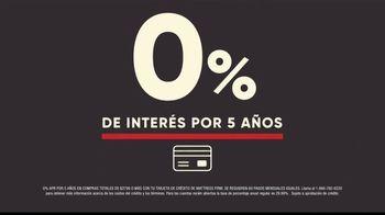 Mattress Firm Venta Semi-Anual TV Spot, 'Últimos días' [Spanish] - Thumbnail 6