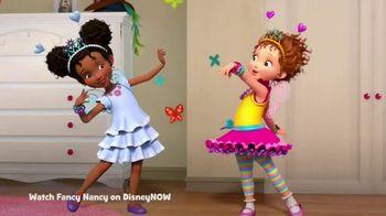 DisneyNOW TV Spot, 'Fancy Nancy Fancy Photoshoot!' - Thumbnail 8