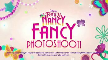 DisneyNOW TV Spot, 'Fancy Nancy Fancy Photoshoot!' - Thumbnail 9