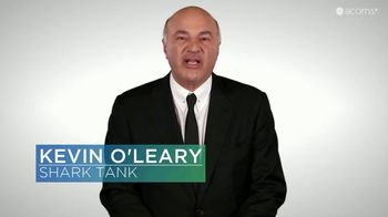 Acorns TV Spot, 'CNBC: Believe in Yourself' Featuring Kevin O'Leary - Thumbnail 2