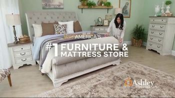 Ashley HomeStore Lowest Prices of the Season TV Spot, 'Mattresses' Song by Midnight Riot - Thumbnail 7