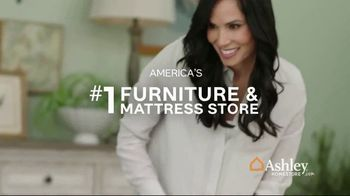 Ashley HomeStore Lowest Prices of the Season TV Spot, 'Mattresses' Song by Midnight Riot - Thumbnail 8