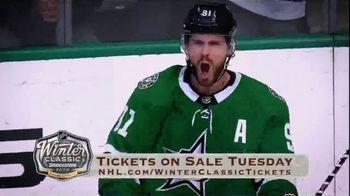 NHL TV Spot, '2020 Winter Classic: Stars vs. Predators' - 3 commercial airings