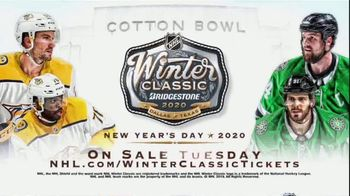 NHL TV Spot, '2020 Winter Classic: Stars vs. Predators' - Thumbnail 10