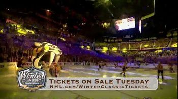 NHL TV Spot, '2020 Winter Classic: Stars vs. Predators' - Thumbnail 3