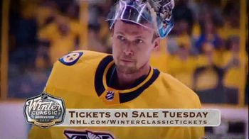 NHL TV Spot, '2020 Winter Classic: Stars vs. Predators' - Thumbnail 5