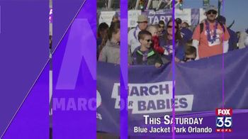 March of Dimes TV Spot, '2019 March for Babies: Orlando' - Thumbnail 5