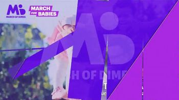 March of Dimes TV Spot, '2019 March for Babies: Orlando' - Thumbnail 8