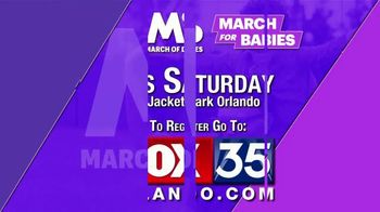 March of Dimes TV Spot, '2019 March for Babies: Orlando' - Thumbnail 9